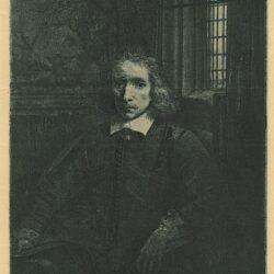 Rembrandt, Bartsch B. 275, Pieter Haaringh ['Young Haaringh'; 1609-1685]