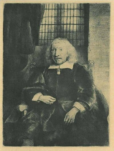 Rembrandt, Bartsch B. 274, Thomas Haaringh ['Old Haaringh'; died 1660]