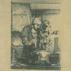 Rembrandt, Bartsch B. 123,