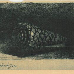 Rembrandt ets, Bartsch B. 159,