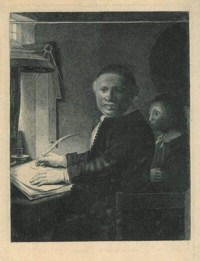 Rembrandt, Bartsch 282, copy; New Hollstein 305, copy b,