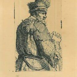 Rembrandt, Bartsch B. 143,
