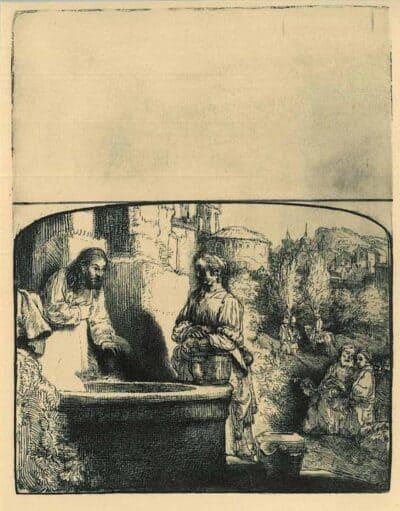 Rembrandt Bartsch 70,
