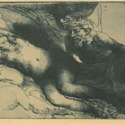Rembrandt Bartsch B. 203,