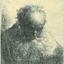 Rembrandt, etching, Bartsch B. 325,