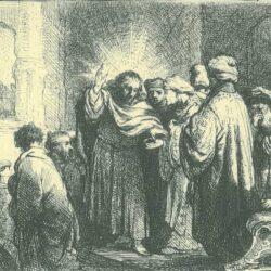 Rembrandt, etching, Bartsch B. 68,
