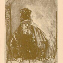 Rembrandt, tekening, hofstede de groot 248, copy