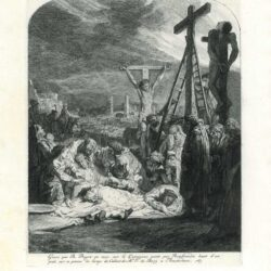 Rembrandt, painting, The Lamentation Of Christ