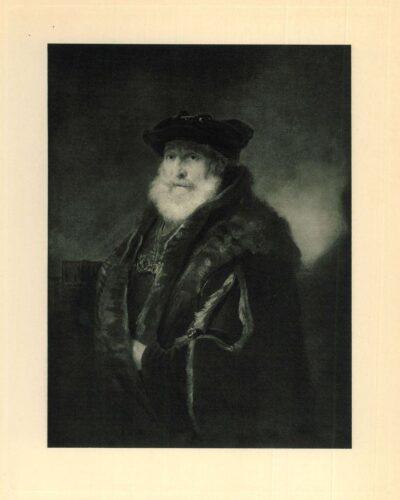 Rembrandt or Ferdinand Bol,