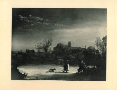 Rembrandt, painting,