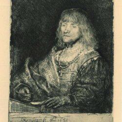 Brandt Etching, Bartch B. 261,