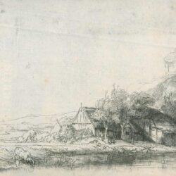 Rembrandt Etching Bartsch