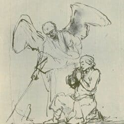 Drawing Rembrandt, Willem Drost,